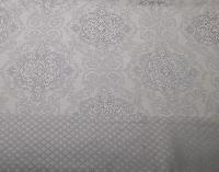 Table cloth Milano grey -  Nappe carrée Milano gris 180x180cm