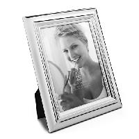 Silver plated photo frame Milano - Cadre argenté Milano photo 13x18